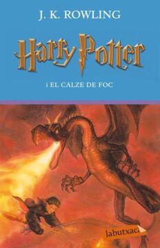 portada Harry Potter i el calze de foc (LB)