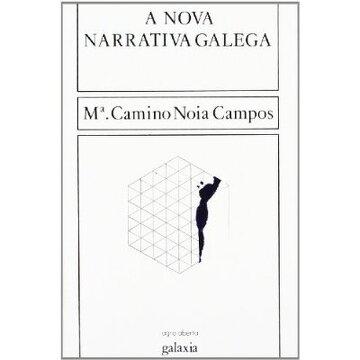portada nova narrativa galega, a. agra aberta nº 9