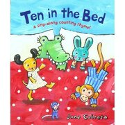 ten in the bed - jane cabrera - pinwheel publishing ltd