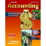 glencoe accounting: first year course, s - mcgraw-hill glencoe - mc graw-hill