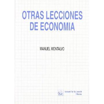 portada Otras lecciones de economía. Materiales de economía para no especialistas