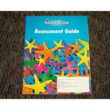 portada kaleidoscope - assessment workbook - lev
