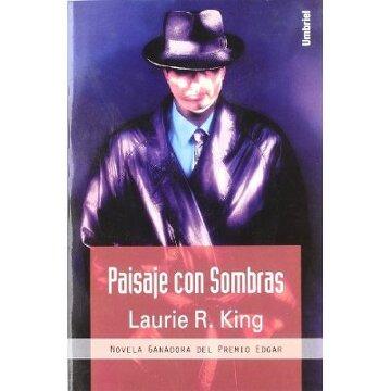 portada Paisaje Con Sombras (umbriel Género Negro)