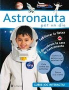 astronauta per un dia - rba libros - molino