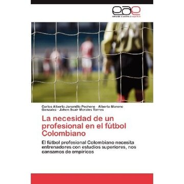 portada la necesidad de un profesional en el f tbol colombiano