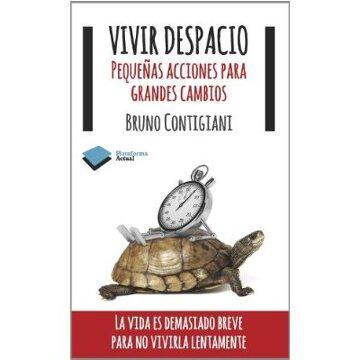 portada Vivir despacio (Plataforma Actual)
