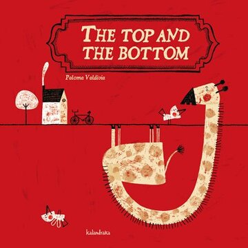 portada the top and the bottom.(books for dreaming)