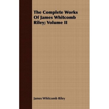 portada the complete works of james whitcomb ril