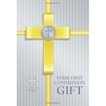 portada first communion bible-nab
