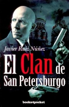 portada El Clan de San Petersburgo (Narrativa (books 4 Pocket))