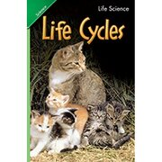 life cycles - chapter booklet #4 grade 1 -  - pearson sc