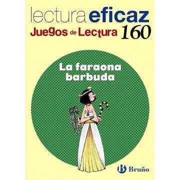 portada La faraona barbuda Juego de Lectura (Castellano - Material Complementario - Juegos De Lectura)