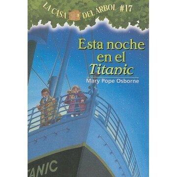 portada esta noche en el titanic = tonight on the titanic