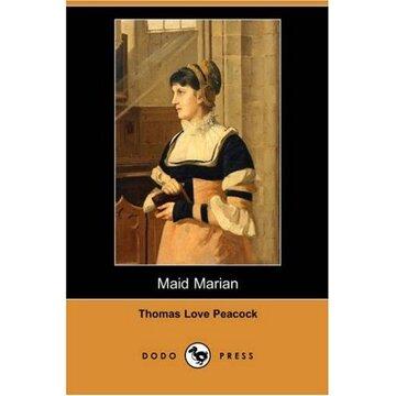portada maid marian (dodo press)