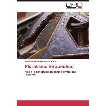 portada pluralismo terap utico