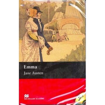 portada Emma (Macmillan Reader) (libro en Inglés)