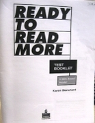 ready to read now intermediatetest booklet - blanchard - pearson