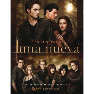 portada LUNA NUEVA: LIBRO OFICIAL DE LA PELICULA (Alfaguara Juvenil)