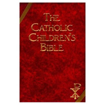 portada catholic children ` s bible-nab