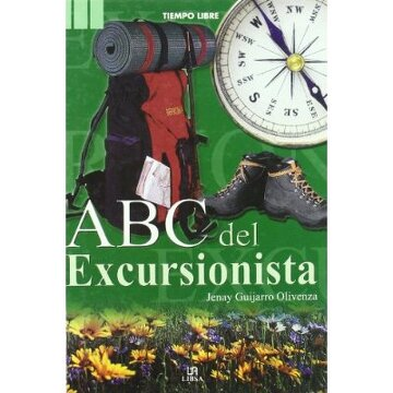 portada ABC del excursionista