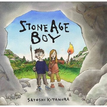 portada stone age boy