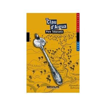 portada La Clau d ' Aigua (Llibres Infantils I Juvenils - Antaviana - Antaviana Blava)