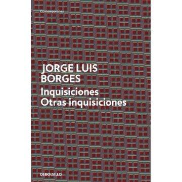 portada Inquisiciones; Otras Inquisiciones