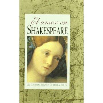 portada El Amor En Shakespeare (Spanish Edition)