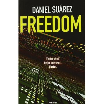 portada Freedom ® (Umbriel thriller)