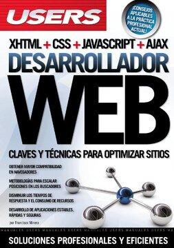 portada desarrollador web claves y tecnicas para optimizar sitios