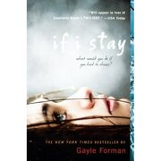 if i stay - gayle forman - turtleback books