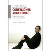 confesiones argentinas - majul luis - sudamerica