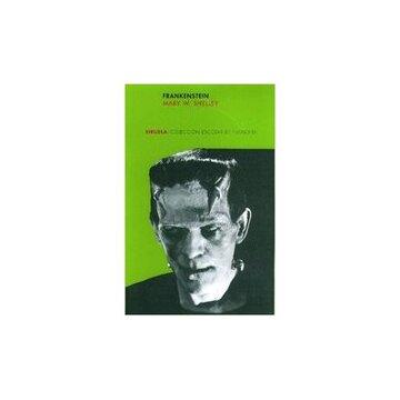 portada Frankenstein: o el moderno Prometeo (Siruela/Colección Escolar)