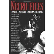 necro files: two decades of extreme horror - george r. r. - little martin - comet press