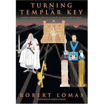 portada turning the templar key