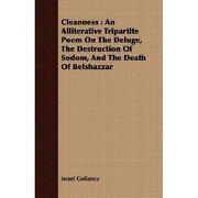 cleanness : an alliterative tripartite p - israel gollancz - cartwright press