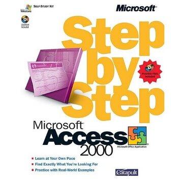 portada microsoft® access 2000 step by step