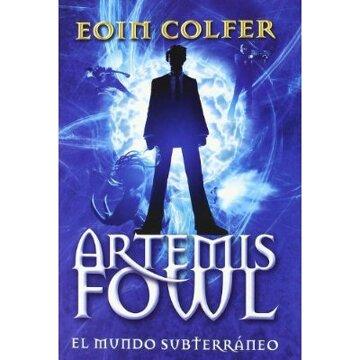 portada El mundo subterráneo (nueva edición) (Artemis Fowl 1)
