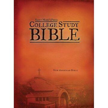 portada college study bible-nab