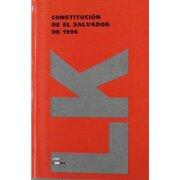 constitucion de salvador - varios autores -