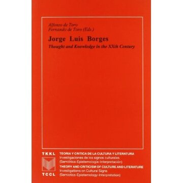 portada jorge luis borges. thought and knowledge