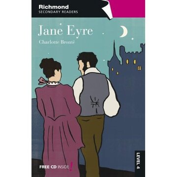 portada Jane Eyre, Level 4 : Secondary Readers
