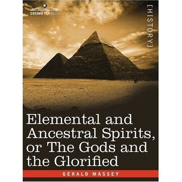 portada elemental and ancestral spirits, or the gods and the glorified