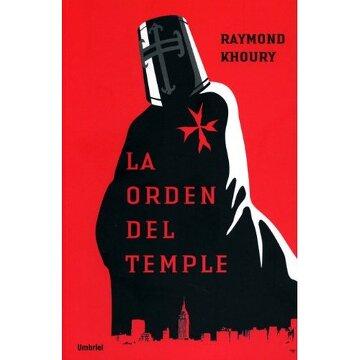 portada La orden del temple (Umbriel thriller)