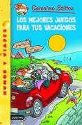 geronimo stilton 28: los mejores juegos para tus vacaciones - geronimo stilton -