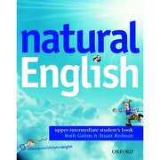 natural english upper-intermed. student s boo - editorial oxford - editorial oxford - oxford university press