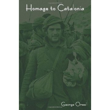 portada homage to catalonia