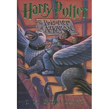 portada harry potter and the prisoner of azkaban