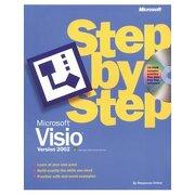 microsoft visio 2002 step by step - microsoft press - mc graw-hill