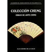 la colección s.c. cheng: obras de arte chino - blas sierra de la calle - 80 páginas